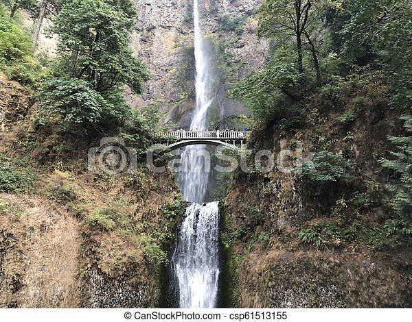 Multnomah cae en Oregon - csp61513155