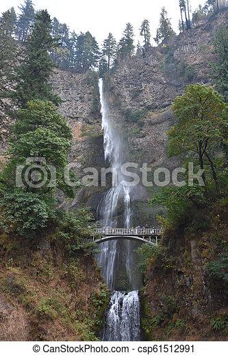 Multnomah cae en Oregon - csp61512991