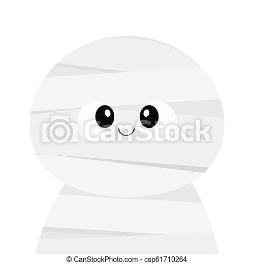 Cute halloween mummy clip art free clipart images 4 - WikiClipArt
