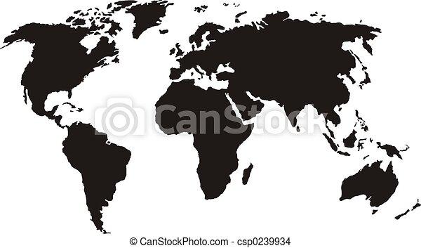 Mundi map