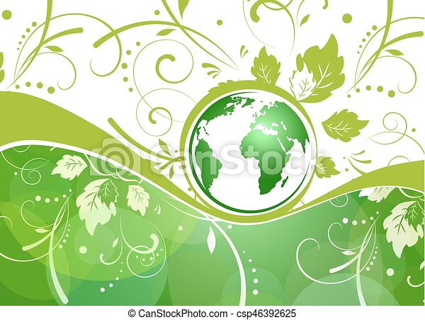 Día de la Tierra Mundial - csp46392625