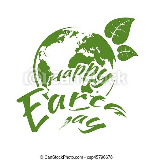Día de la Tierra Mundial - csp45796678
