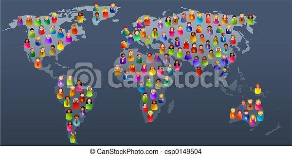 mundo, diverso - csp0149504