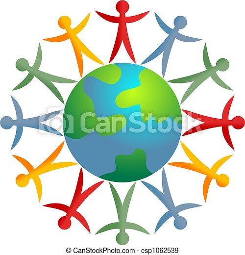 Mundo diverso - csp1062539