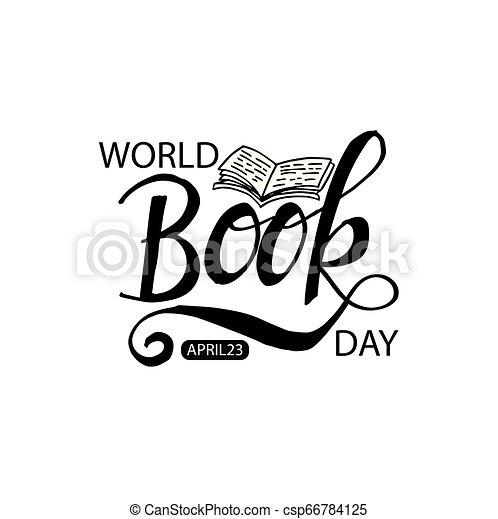 El día del libro del mundo - csp66784125