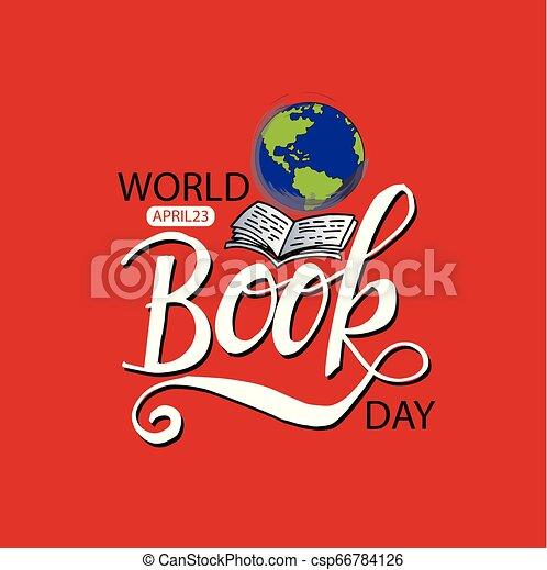 El día del libro del mundo - csp66784126