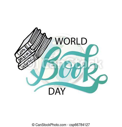 El día del libro del mundo - csp66784127