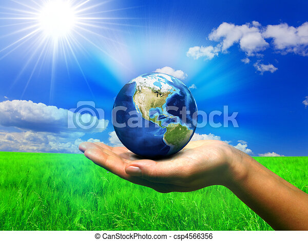 mundo, naturaleza - csp4566356