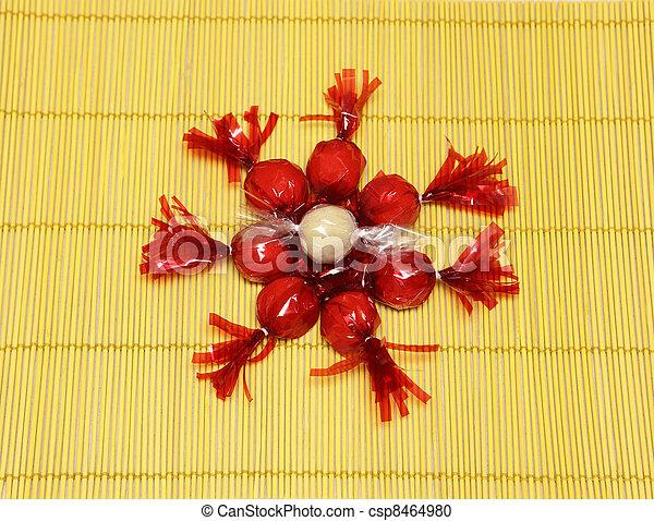 Mung Bean Candies - csp8464980