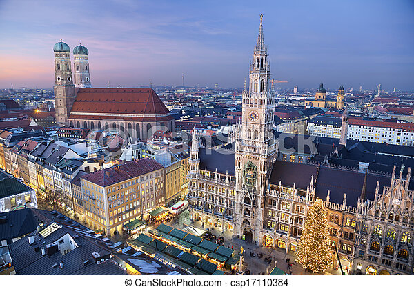 Munich, Germany. - csp17110384