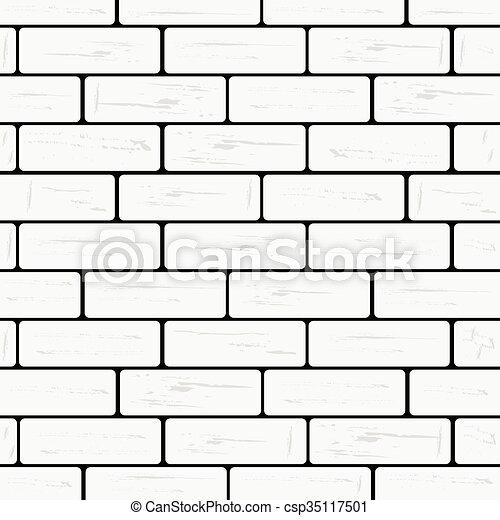 Mur Brique Blanc Illustration Mur Brique Construction Blanc Illustration Canstock