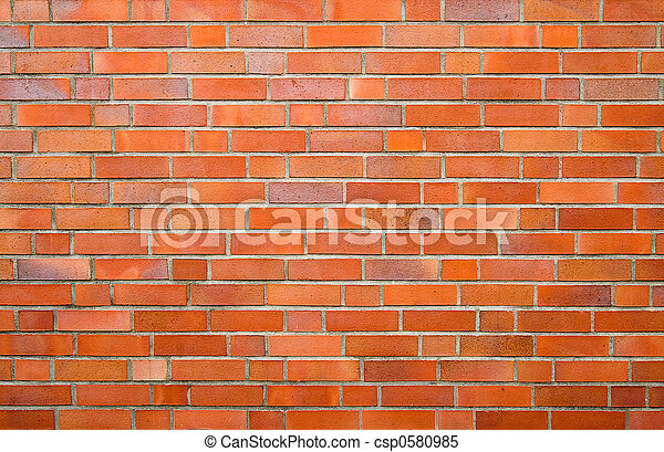 mur, brique - csp0580985