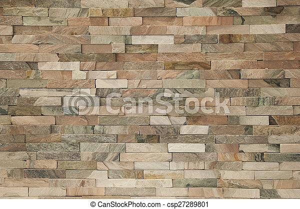 Mur pierre, papier peint, fond, faux, brique. Pierre, appartement ...