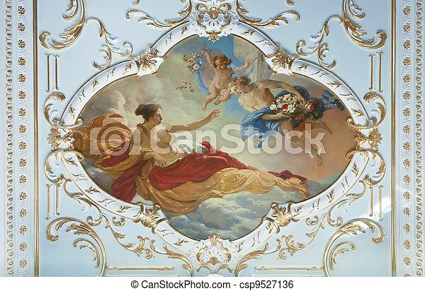 mural  - csp9527136