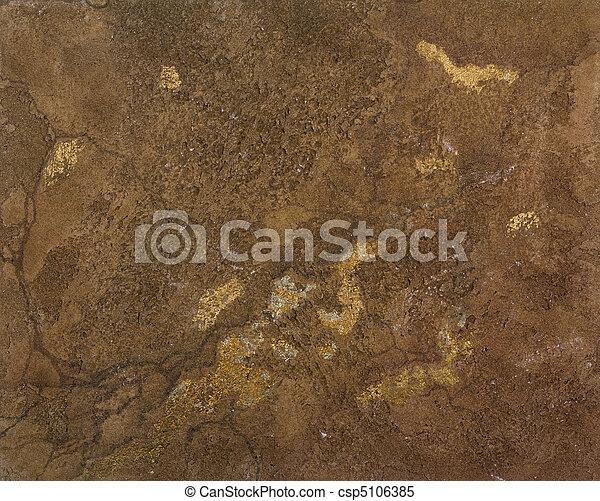 murs, grossier, texture - csp5106385