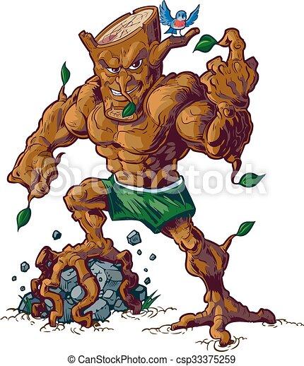 Muscular Tree Mascot Crushing Rock Vector Cartoon Clip Art Illustration Of A Tough Mean Tree Man Mascot Crushing A Rock With Canstock Tiger cartoon cartoon characters mascot costumes. https www canstockphoto com muscular tree mascot crushing rock 33375259 html