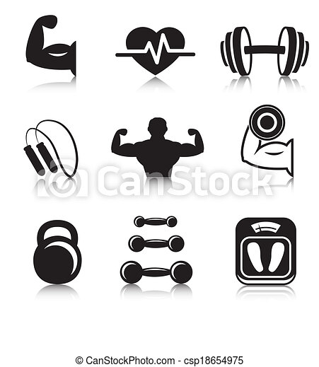 Musculation sport ensemble fitness ic nes formation for Fitness musculation
