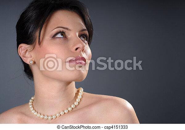 muse glamour girl - csp4151333