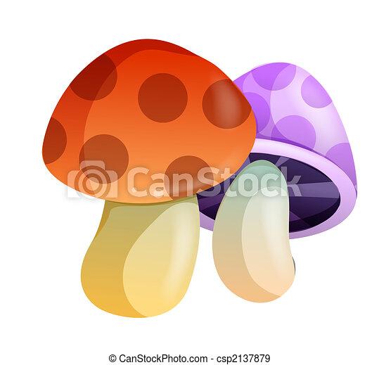 mushroom - csp2137879