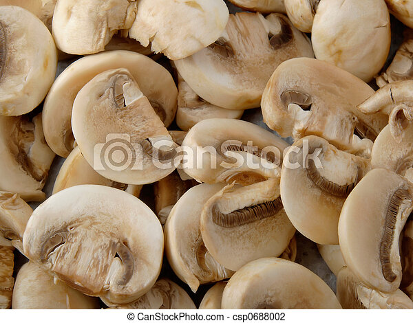 Mushrooms - csp0688002