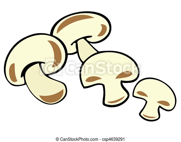 mushrooms vector clip art search illustration drawings and eps rh canstockphoto com mushrooms clipart mushroom clip art free images