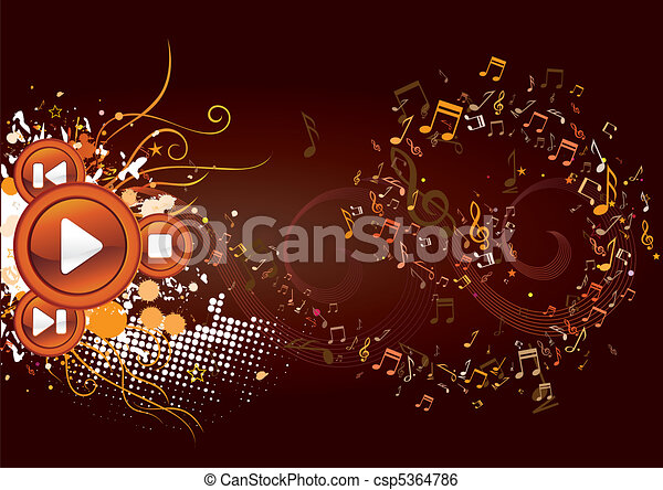 music background - csp5364786