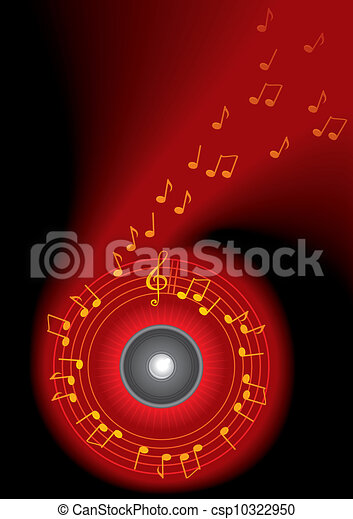 Music background - csp10322950
