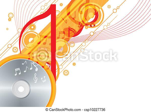 music background - csp10227736
