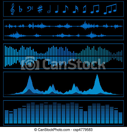 Music background - csp4779583