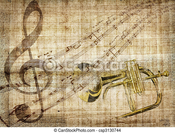 Music background - csp3130744