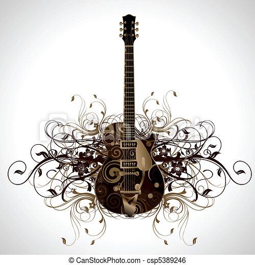 music - csp5389246