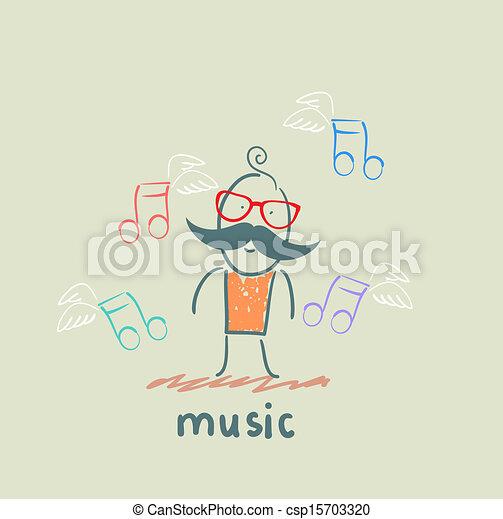 music - csp15703320