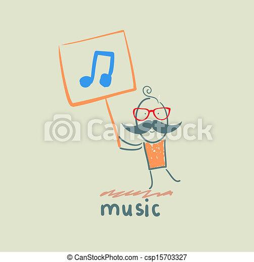 music - csp15703327