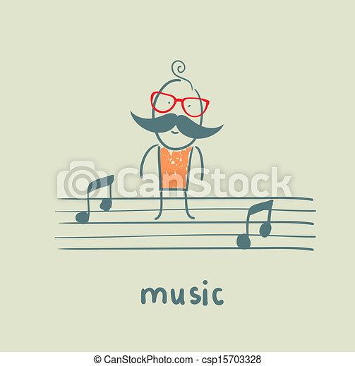 music - csp15703328