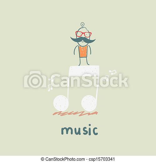 music - csp15703341