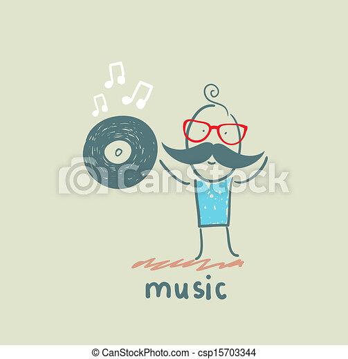 music - csp15703344