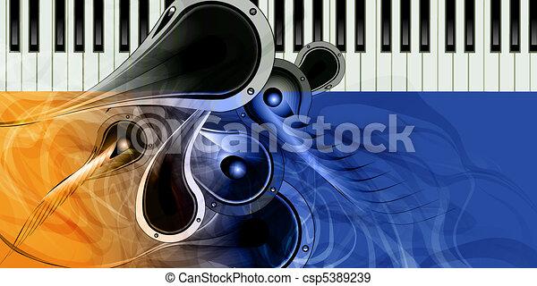 music - csp5389239