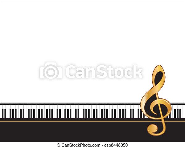 Music Entertainment Poster Frame - csp8448050
