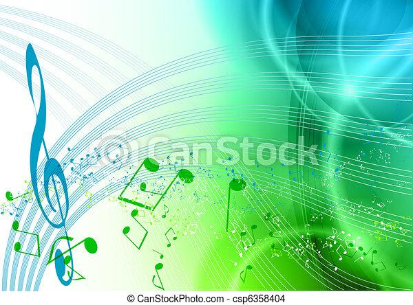 music - csp6358404