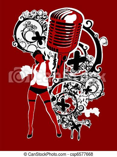 music - csp6577668