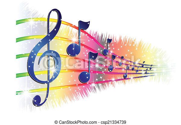 MUSIC - csp21334739