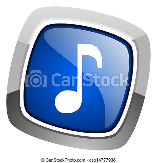 music icon - csp14777938