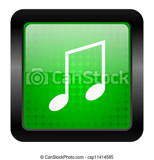 music icon - csp11414585