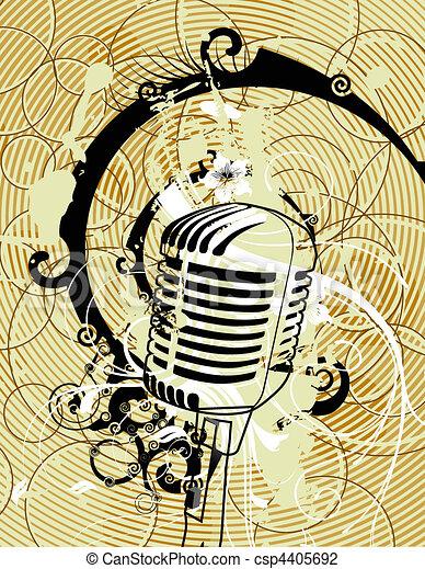 music - csp4405692