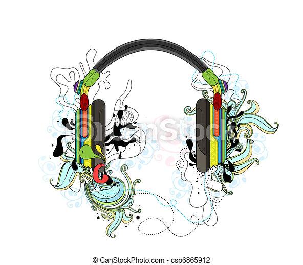 music - csp6865912