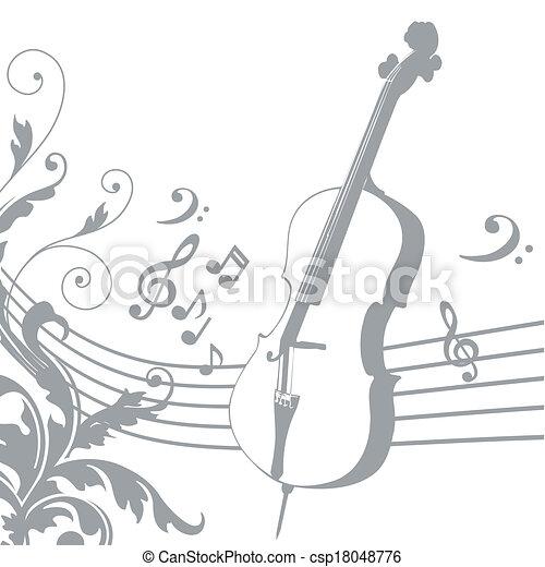 music - csp18048776