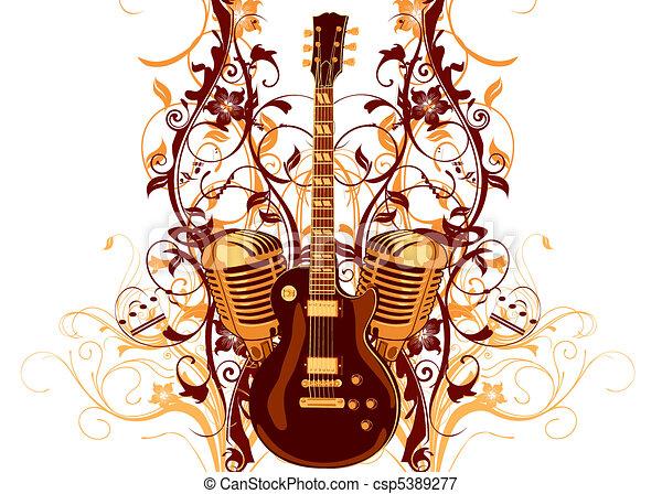 music - csp5389277