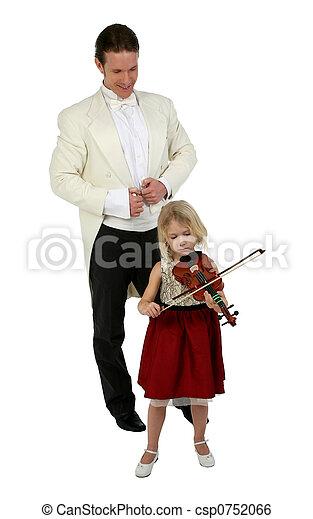 Music Lessons - csp0752066
