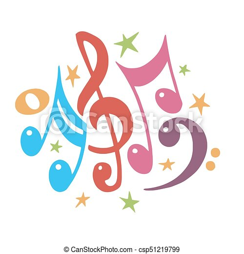 Resource To Allow For Congregants And Newcomers To - Colorful Music Note  Transparent Background Clipart (#718404) - PinClipart