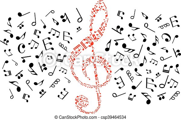 clef in music